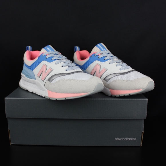 new balance printed guava